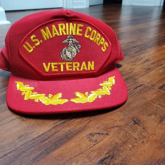 U S Marine Corps Vintage Snap back